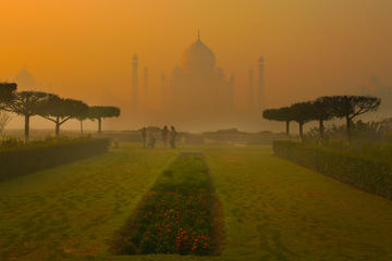 Private Agra Tour Including a Local School Visit and Wildlife...