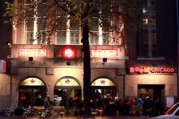 Spettacolo Boom Chicago ad Amsterdam