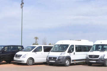 Private Arrival Transfer: Casablanca Airport to Marrakech Arrival...