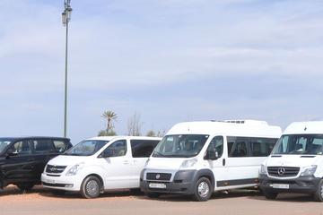 Transfert d'arrivée privé: de l'aéroport de Casablanca à l'hôtel...