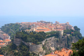 Cannes Küstenausflug: Privater Tagesausflug nach Monaco und Eze