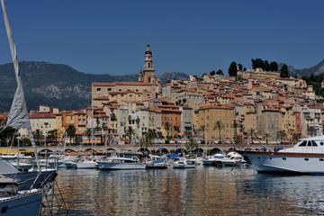 Einkaufstour zu den italienischen Märkten von Nizza aus