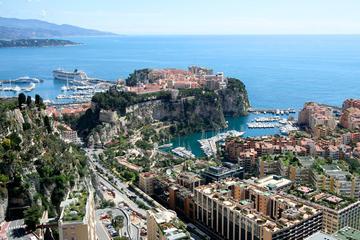 Escapada de un día para grupos pequeños a Mónaco y Eze desde Niza