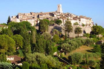 Excursão pelo litoral de Mônaco: Excursão privada de dia para Nice...