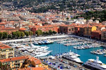 Excursão turística privada por Nice