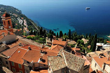 Excursión de un día por la Riviera francesa para grupos pequeños...