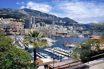 Excursión por la costa de Mónaco: Escapada privada de un día a...