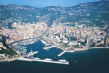 Excursión por la costa de Mónaco: Excursión privada de medio día...