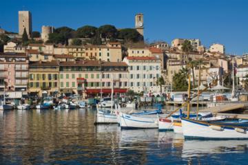 Excursión privada de medio día: Cannes y Antibes desde Niza en...