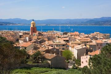 Excursion d'une journée en petit groupe à Saint-Tropez, au départ de...