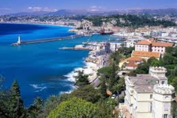 Excursion privée d'une demi-journée à Nice