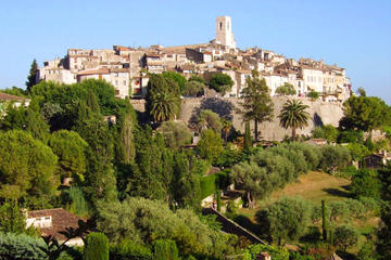 Monaco Shore Excursion: Private Day Trip to Nice, Saint-Paul de Vence...