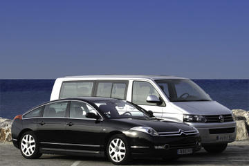 Nice Arrival Transfer: Airport to Monaco Cruise Port