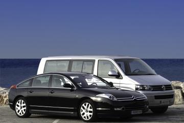 Nizza Transfer bei der Anreise: vom Flughafen zum Villefranche...