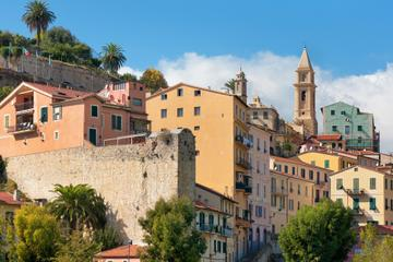 Private Tour: Italian Riviera by Minivan from Nice