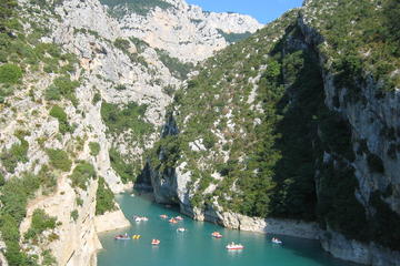 Private Tour: Verdon Gorge Day Trip from Cannes