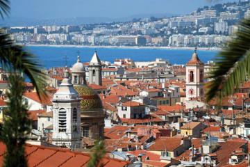 Tour panoramico della città di Nizza per piccoli gruppi