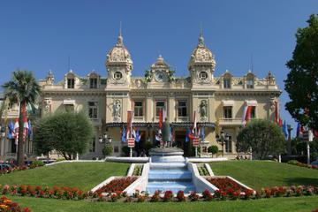 Tour privato di una giornata a Monaco ed Èze da Nizza