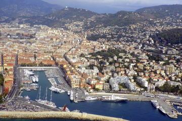 Traslado de salida desde Niza: puerto de Villefranche al aeropuerto...