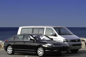 Traslado para llegadas a Niza: del aeropuerto al puerto Villefranche