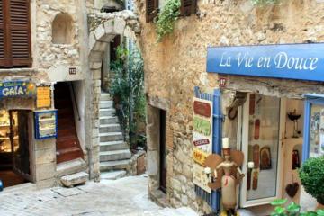 Viagem de meio dia em grupo pequeno para Mônaco e Eze saindo de Nice
