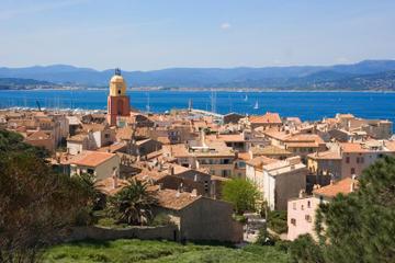 Viagem de um dia para grupos pequenos até St. Tropez, saindo de Nice
