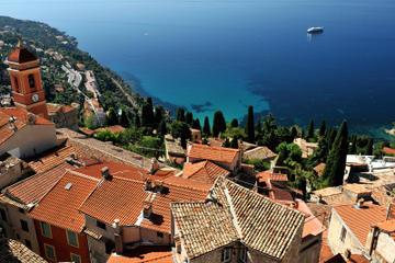 Viagem de um dia para grupos pequenos de Nice à Riviera Francesa