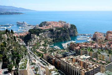 Viagem diurna para grupos pequenos para Mônaco e Eze saindo de Nice