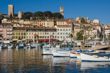 Viagem particular de meio dia: Cannes e Antibes saindo de Nice em uma...