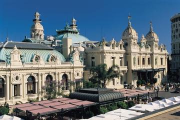Visite privée d'une demi-journée : Monaco et Monte Carlo en minibus...
