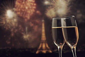 Compagnie des Bateaux Mouches - Bastille Day Dinner-Cruise