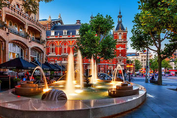 3-Day Amsterdam and Bruges Tour from Bournemouth