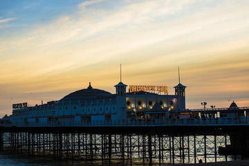 Brighton and Portsmouth Full-Day Tour...