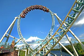 Full-Day Thorpe Park Tour with Transportation from Oxford