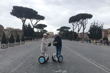 Private 3-hour Segway Tour Classic Rome