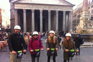 Private Afternoon 4-hour segway Tour - Glory of Rome