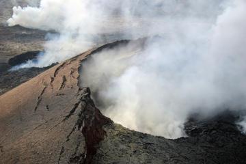 オアフ島発ビッグアイランド日帰り旅行:火山国立公園