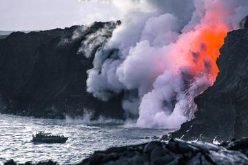 ハワイ島グランドサークル アイランドツアー