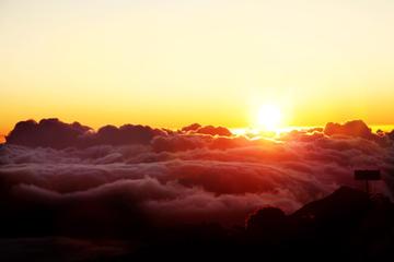 朝食付きマウイ島ハレアカラ山の日の出鑑賞ツアー