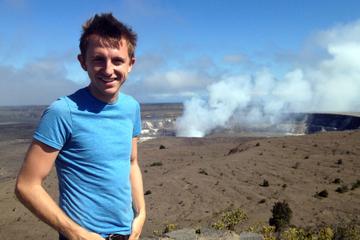 Aventura vulcânica pela Ilha Grande do Havaí