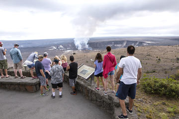 Dagstur til Big Island: Tur fra Oahu...