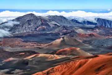 Excursão de um dia ao Haleakala, Vale Iao e Centro de Maui