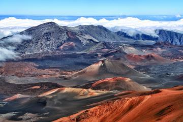 Excursión de medio día del monte Haleakala, Valle Iao y centro de Maui