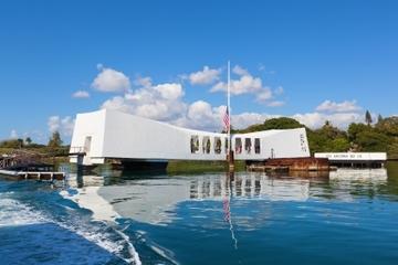 Excursión de un día a Pearl Harbor, USS Arizona y Circle Island