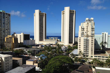 Honolulu Sightseeing and Shopping