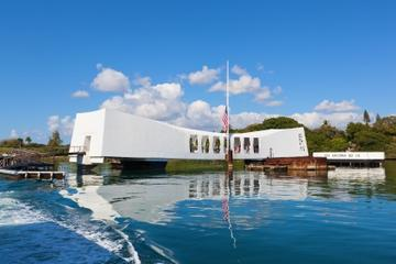 Pearl Harbor, USS Arizona and Circle...