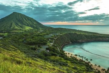 Tour d'une demi-journée à Diamond Head & Oahu Coast