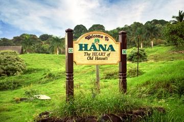 Tour d'une journée sur la côte de Maui Hana