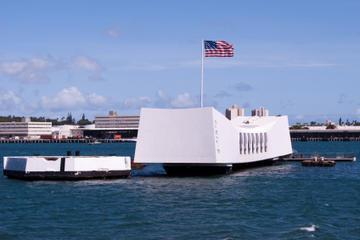 Visita al Arizona Memorial, Pearl Harbor y el cementerio Punchbowl