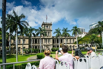 Visite d'Honolulu avec visite de Pearl Harbor et de l'USS Arizona...